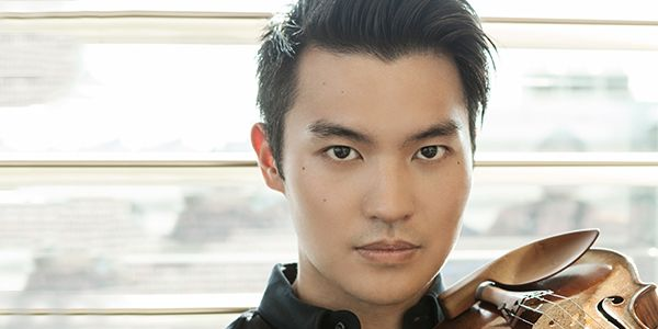Ray Chen plays Bruch and Rachmaninov